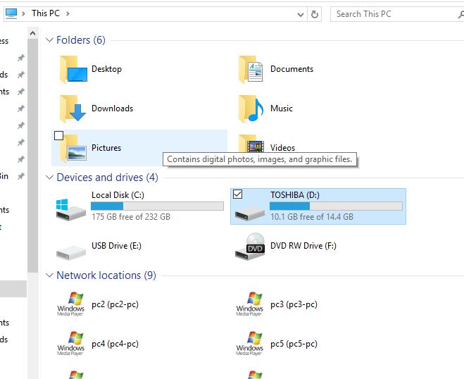hidden files windows 10 command line