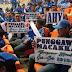 AHY dan PunggawaMacakka menghiasi Arena Rapimnas Demokrat
