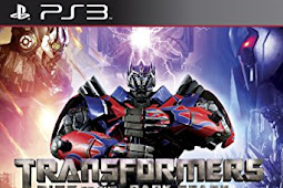 TRANSFORMERS Rise of the Dark Spark [7.12 GB] PS3 CFW