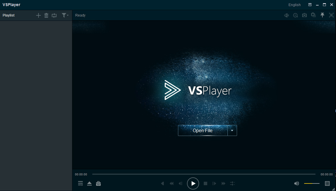 How to play recording files using VSPlayer