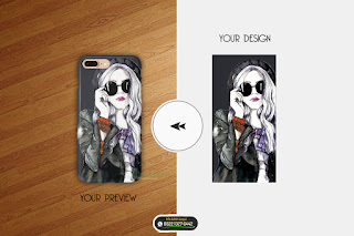 Download Mockup Custom Case Preview Dan Desian Mentahan