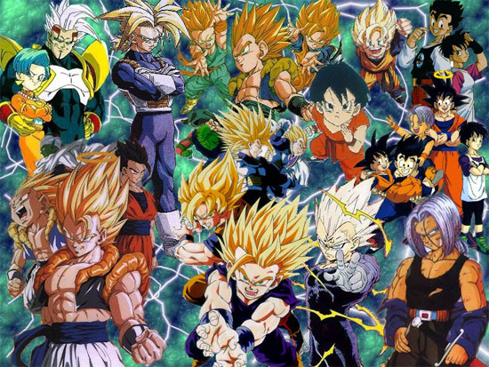 Dragon ball gt download youtube.