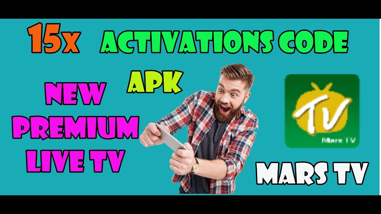 Mars tv apk for android