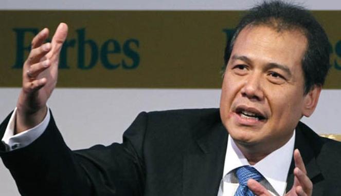 Pengusaha Minang Perantauan Chairul Tanjung Orang Terkaya Termuda di Indonesia