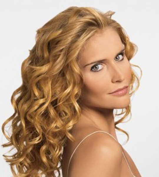 Funky Hairstyles: Curly Hair Styles