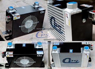 Oil cooler plate and bar