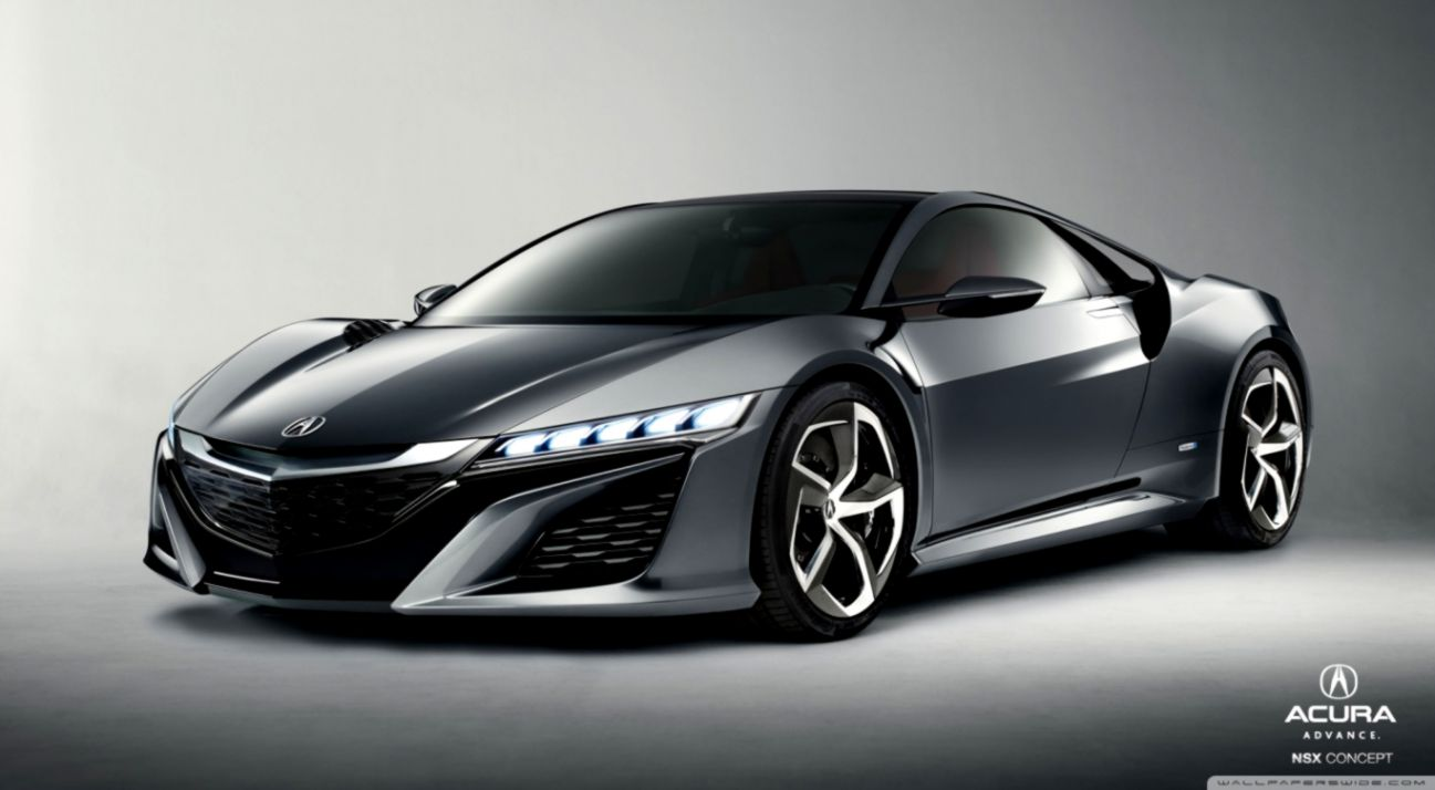 Acura Nsx Hd Wallpaper | Metro Wallpapers