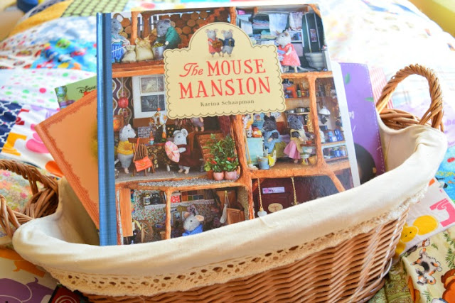 The Mouse Mansion, included in Reading Roundup- Books We're Enjoying