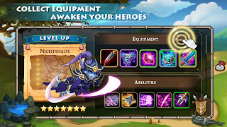 Download Soul Hunter MOD APK v2.4.38 Terbaru Unlimited Money