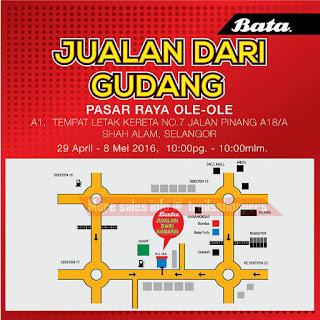 Bata Warehouse Sales Shah alam