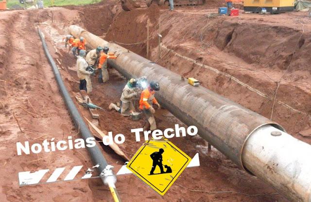 Resultado de imagem para gasoduto Itaboraí-Guapimirim