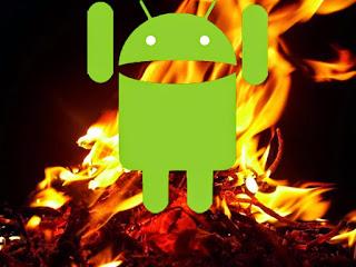Android Cepat Panas? Sebab dan Cara Mengatasinya !