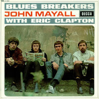 JOHN MAYALL - Blues Breakers with Eric Clapton - Los mejores discos de 1966