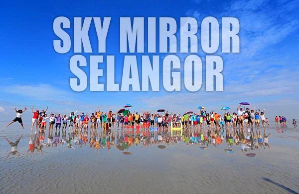 Kuala Selangor Sky Mirror