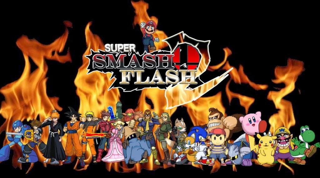 download super smash flash