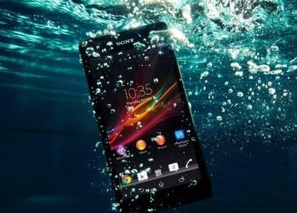A água é o problema para 8,4% dos usuários que procuram a assistência técnica de smartphones