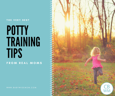 Best Potty Training Tips from Real Moms
