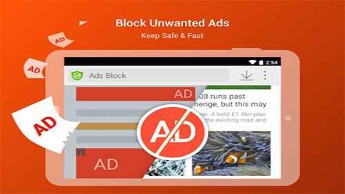 Adblock Website