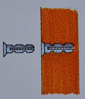 tassello muro