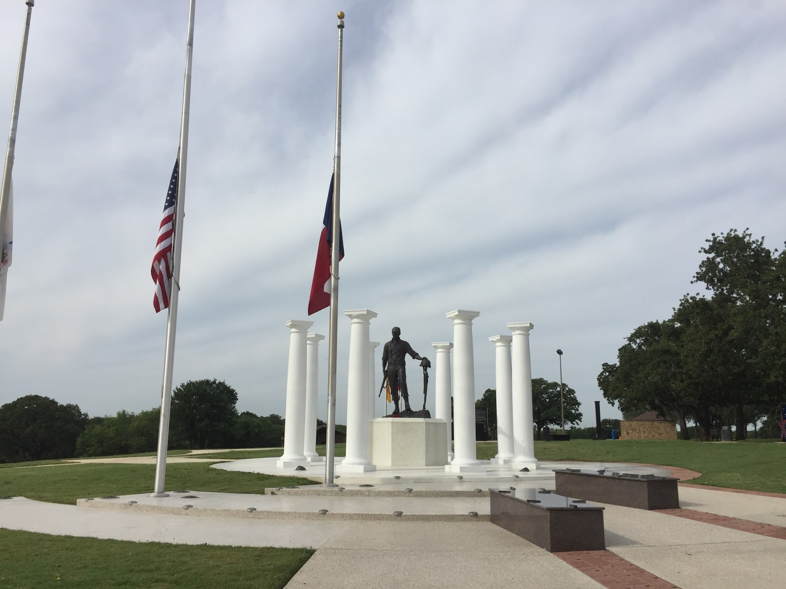 Tall Tales of a Family Veterans Park Arlington TX My