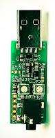 USB to FM transmitter circuit