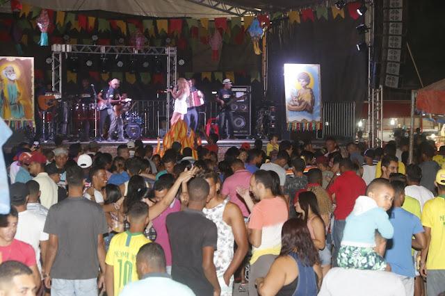 São João das Comunidades encerrou com sucesso no último final de semana - Portal SPY