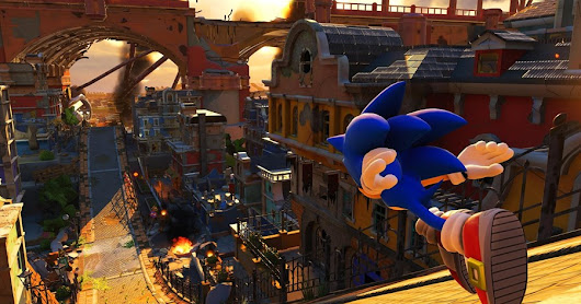 New Visuals From Sonic Forces And Additional Sonic Mania Teaser Trailer Released Online.