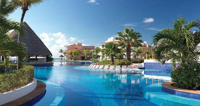 Melhores resorts all inclusive em Cancún