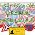 3 - إشارات وعلامات الاتجاه  في ألمانيا مترجمة للعربية Richtzeichen | Straßenschilder