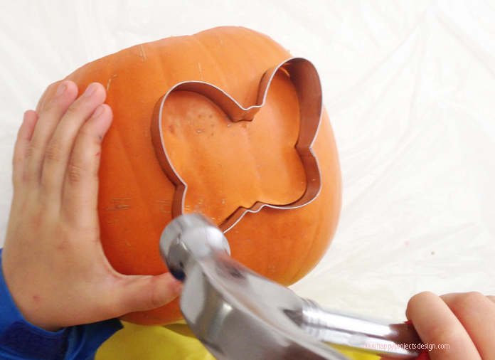 3 técnicas para decorar calabazas