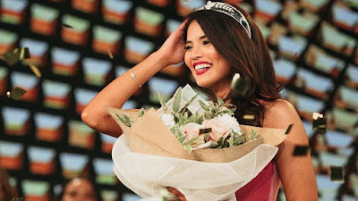India-born Priya Serrao wins the Miss Universe Australia 2019