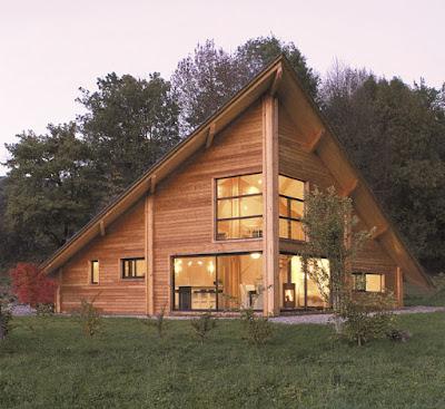 wood style house 08