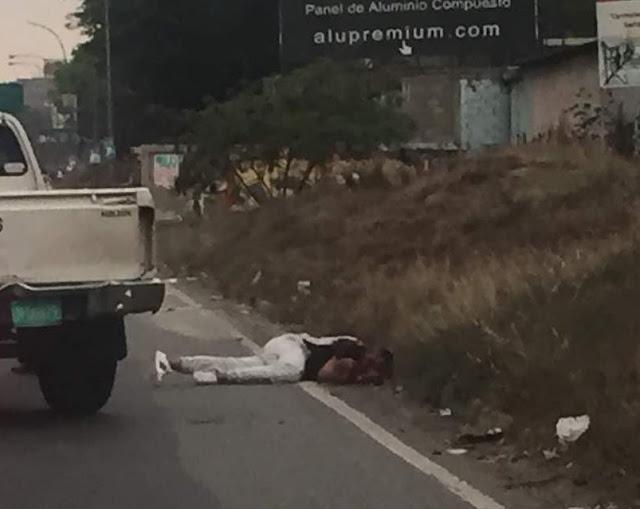 Asesino de un CICPC fue encontrado muerto en la Francisco Fajardo