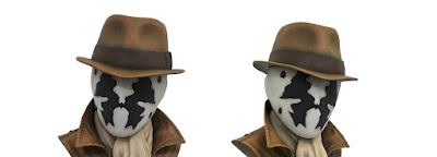 Legends in 3D Watchmen Rorschach ½ Scale Resin Bust by Diamond Select Toys