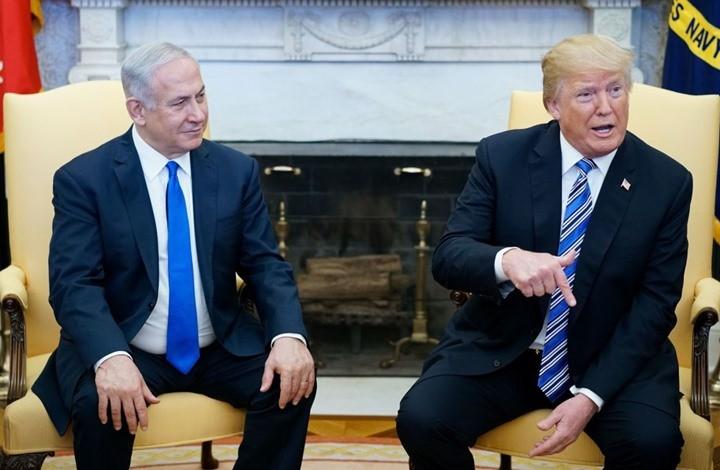 تهنئة نتنياهو بفوزه من قبل ترامب تمهيدا لعملية السلام ...