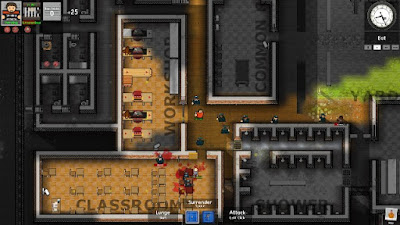 Prison Architect Games Screenshots