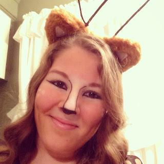 Deer Halloween Costume