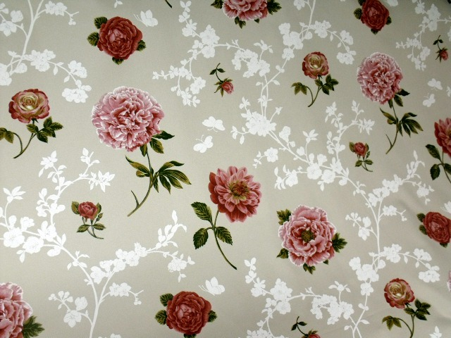 My Beautiful Things For Sale Shabby Chic Designer Upholstery Fabric