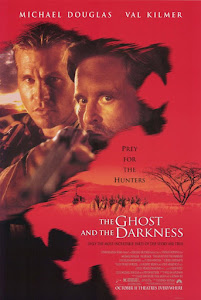 The Ghost and the Darkness Poster