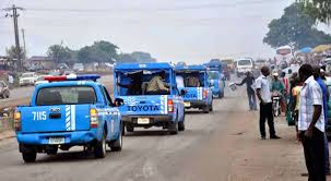 '74 FRSC officials killed by reckless drivers'