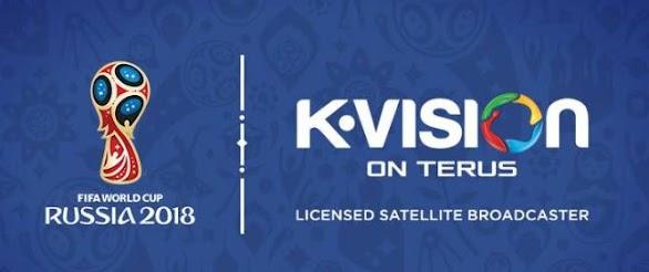 Cara Beli Paket Piala Dunia 2018 K Vision