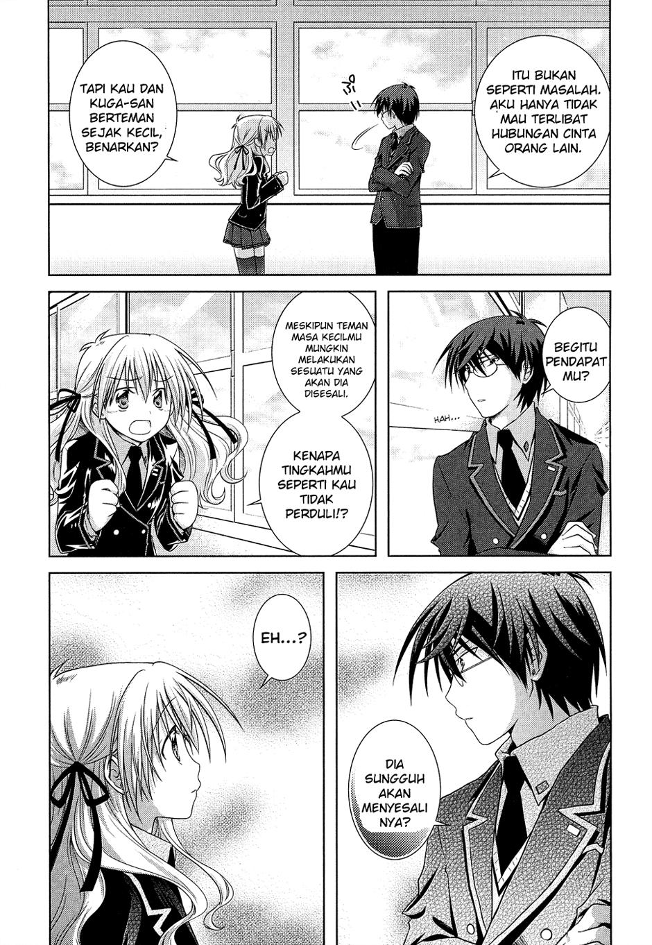 Komik iris zero 011 12 Indonesia iris zero 011 Terbaru 12 Baca Manga Komik Indonesia 