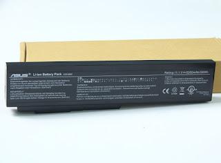 Baterai Laptop Asus N43