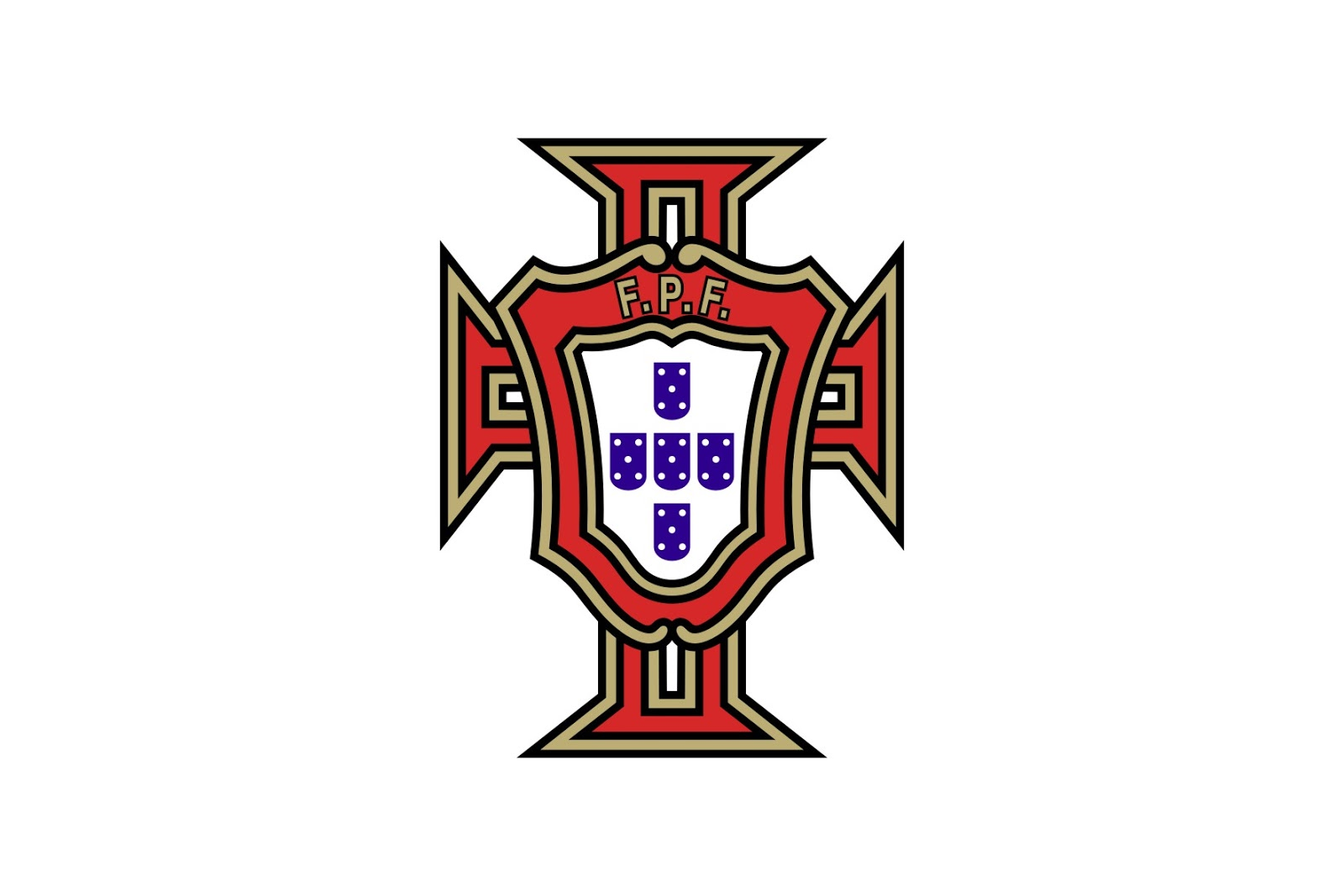 590e278cc5b Portugal National Football Team Logo