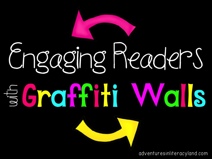 Engaging Readers With Graffiti Walls Adventures In Literacy Land