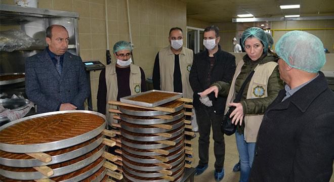 Diyarbakır'da yeni yıl denetimleri sürüyor