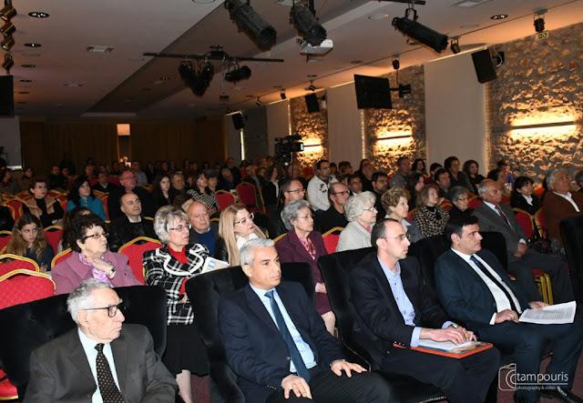 Με μεγάλη επιτυχία η εκδήλωση  ¨Από τον Μέγα Αλέξανδρο στον Στρατηγό Μακρυγιάννη¨ στο Άργος