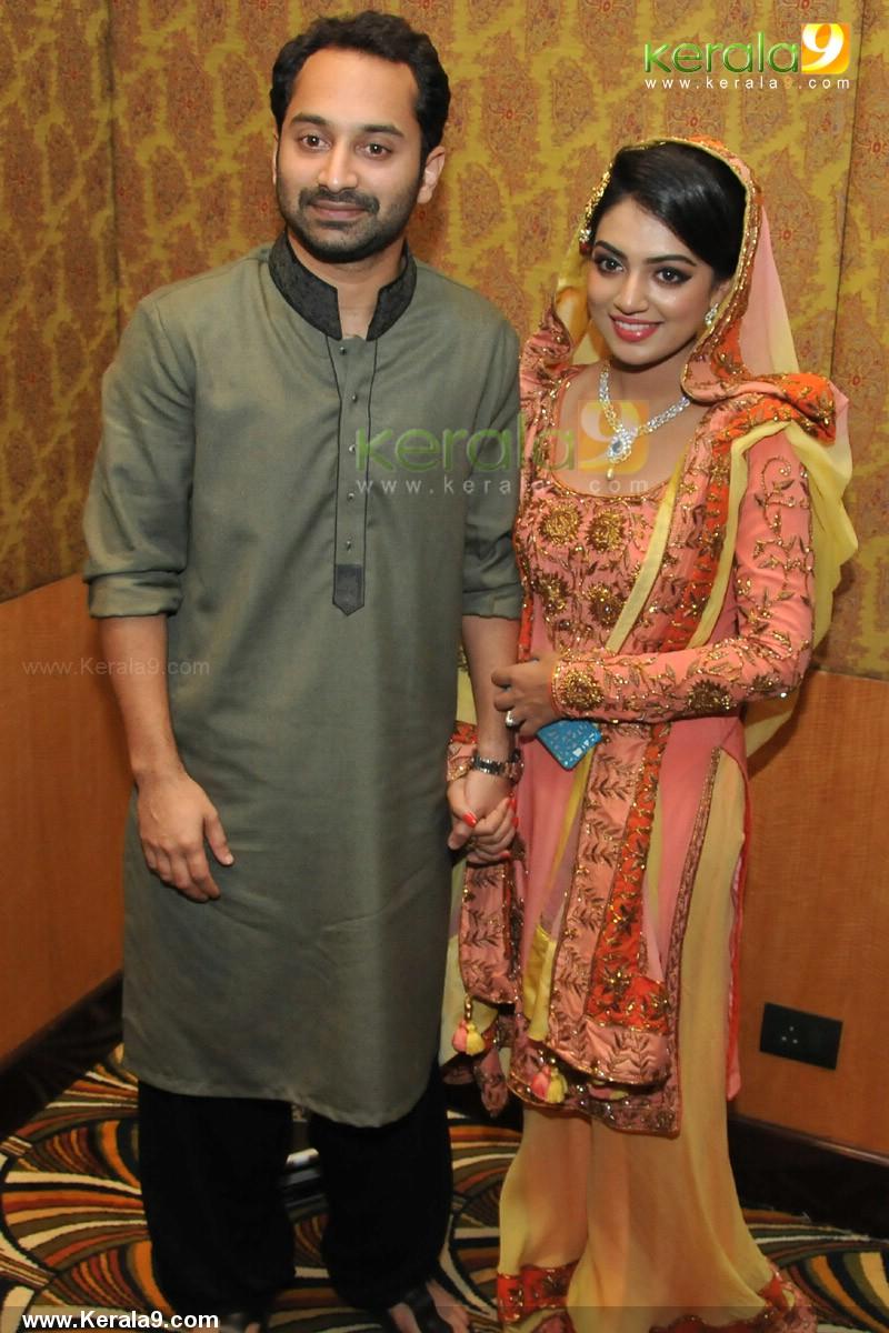 Nazriya And Fahad