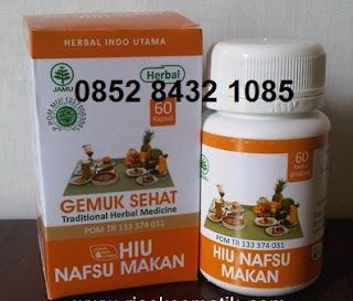 Obat Gemuk badan sehat herbal suplemen penambah berat badan tradisional