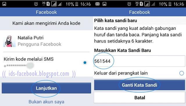 lupa kata sandi facebook, lupa sandi facebook, cara buka fb lupa kata sandi, cara lupa kata sandi facebook